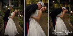 I love Marine Corps weddings! <3