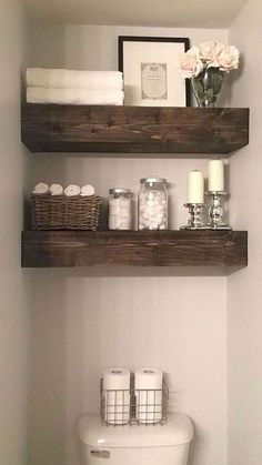 Rustic farmhouse bathroom remodel ideas (24) #DIY*HomeDecorating*Ideas
