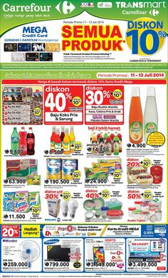Carrefour: Promo Weekend @Carrefour_ID