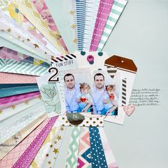 Big Picture Classes | Paige's Pages | 04: Paper Strips