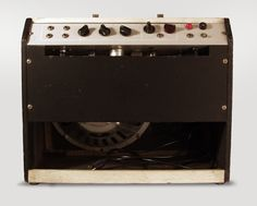 Noble Super 970 Custom Tube Amplifier, made by Magnatone | Reverb