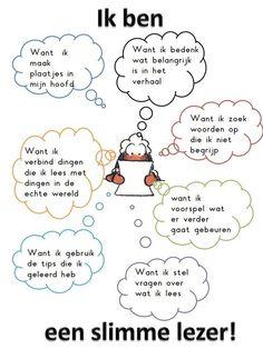 ik ben een slimme lezer!: