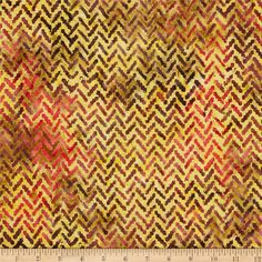 Timeless Treasures Tonga Batik Woven Basket Zanzibar from @fabricdotcom  From Timeless Treasures, this Indonesian batik is perfect for quilting, apparel and home decor accents. Colors include shades of gold, shades of purple, shades of brown and shades of pink.