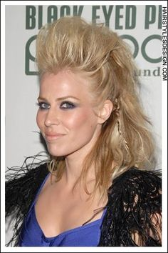 Excellent 80S Hairstyles Hairstyles And Hairstyle For Women On Pinterest Hairstyle Inspiration Daily Dogsangcom