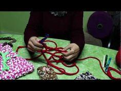 TRAPILLO: Tutorial de un bolso básico a ganchillo (Muy fàcil)