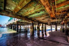Avalon Pier Catalina California
