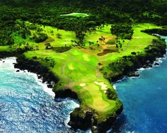 /PRNewswire/ -- Dominican Republic is known worldwide for award-winning and brilliantly-designed golf courses that are surrounded by unspoiled nature,. Punta Cana, Places To Travel, Places To Go, Backyard Putting Green, Windsurfing, Dominican Republic, Horseback Riding, Hotels And Resorts, Luxury Travel