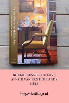 Wat ooit een varkensstal was, werd een country house. Hoe? Dat lees je in 'De love affair van een Hollands huis' Een prachtig foto en verhalen boek van een stel die een avontuur van 25 jaar aangaan om van een onooglijke stal een prachtig huis te maken. Stel, Was, Downton Abbey, Holland, Chair, House, Furniture, Home Decor, The Nederlands