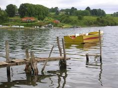 Bed & Breakfast Cabins in Puerto Varas with beach access on Llanquihue Lake, overlooking Volcano Osorno. La Cascade, Plan Your Trip, Patagonia, Sailing, Beautiful Places, Images, Adventure, Nature, Country