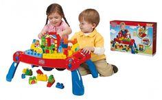 Hora de Brincar  Mesa de atividades - Dican
