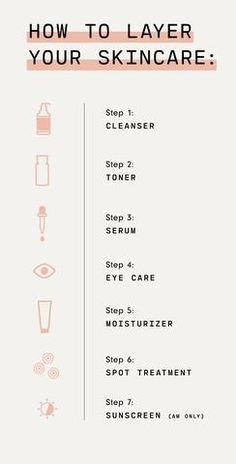 How to Layer Your Products for the Most Effective Skincare Regimen – Versed Skin Beauty Tips For Glowing Skin, Clear Skin Tips, Beauty Skin, Face Beauty, Face Skin Care, Diy Skin Care, Skin Care Tips, Haut Routine, Skin Care Routine Steps