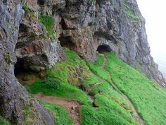 Inchnadamph Bone Caves near Ullapool, Scotland