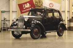 1938: Vauxhall H-Type Ten-Four Saloon