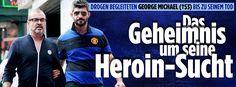 El secreto de la adicción a la heroína de George Michael