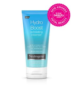 Best Exfoliant - Neutrogena Hydro Boost Exfoliating Cleanser