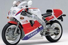 Yamaha FZR750 OW-01