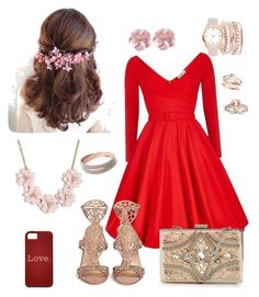 """""""Untitled #30"""" by pvazquez311 on Polyvore featuring Collectif, Forever Unique, J.Crew, A.X.N.Y., Bliss Diamond and Sergio Rossi"""