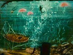 Le Voyage dans la Lune (Georges Melies 1902) Tableau 14