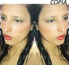 Beleza, Dnd por Dnd, Dnd por Dnd - Santa Beauty, Make Militar, Denédja Melo, Pia Só (eu na moda) www.piasoeunamoda.com