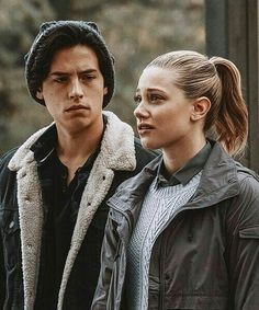 Jughead Jones and Betty Cooper (Bughead)