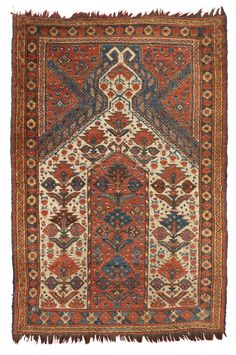 Bashir Prayer Rug