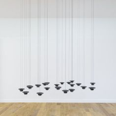 Rolf Julius | Cloud (2007), Available for Sale | Artsy. 22 speakers, graphite, audio 78 7/10 in diameter 200 cm diameter