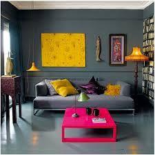 Resultado de imagen para salas gris con morado