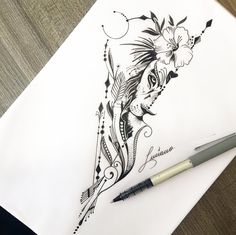 – New Ideas Tattoo-Ideen – diy best tattoo ideas - diy tattoo images Leo Tattoos, Arrow Tattoos, Future Tattoos, Rose Tattoos, Body Art Tattoos, Tatoos, Lion And Rose Tattoo, Diy Tattoo, Arm Tattoo Ideas