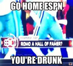 Someone at SportsCenter has had one to many beers - http://makecoolmeme.com/nfl-meme/someone-at-sportscenter-has-had-one-to-many-beers