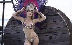 Sputnik Türkiye ///  Rio Karnavalı'nda bir Rus güzel