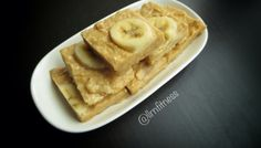 Peanut Butter Banana Protein Fudge