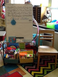 Want to see how my 3rd grade classroom is organized?  This post is full of pictures!