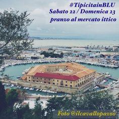 Tipicità in Blu arriva ad Ancona con gli Instagramers