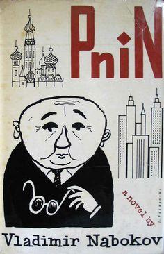 Nabakov | Pnin | Cover Designed by Jerzy Faczynski