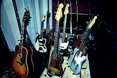 Wilco's Guitars. Right, @Michael Rabb?