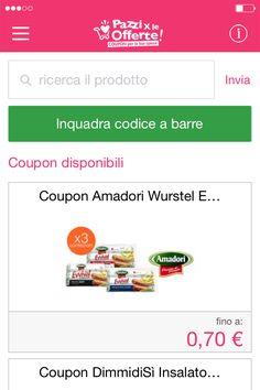 Cerca i tuoi prodotti preferiti  #coupon #offerte