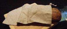 Rough Linen™ bread bag