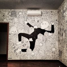 "indoors by Francesco Camillo ""Millo"" Giorgino (LP)"