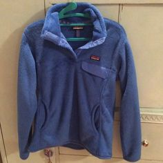 Selling this Patagonia retool fleece royal blue in my Poshmark closet! My username is: creolesunshine. #shopmycloset #poshmark #fashion #shopping #style #forsale #Patagonia #Sweaters