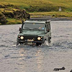 Iceland 2008.... #landrover #defender #110 #offroad #best4x4far #landy…