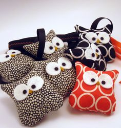 How cute is this Owl Garland?!!