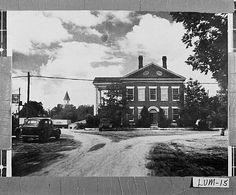 Lumpkin co courthouse 4/22/1929.