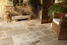 [Tile] Favorite 30 Photos Kitchen Floor Stone Tiles: Briliant Decoration Natural Stone Floor Tiles Rustic