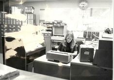 Dispatching Center Late 1970s