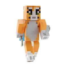 """Stampy - 4"""" Plastic Action Figure Toys by EnderToys (Much... https://www.amazon.com/dp/B00RZ4F478/ref=cm_sw_r_pi_dp_x_.uuWybBVRKW52"""