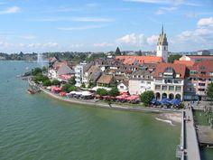 Friedrichshafen, Lake Constance
