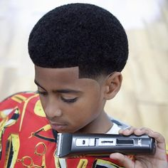 Classic Afro