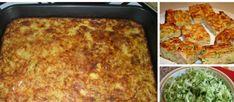 Sedliacka cuketová baba - najlepšia na svete: Milujú ju aj najväčší mäsožravci! Slovak Recipes, Vegan Recipes, Kitchen Hacks, Vegetable Recipes, Lasagna, Zucchini, Food And Drink, Vegetables, Ethnic Recipes