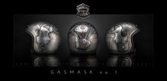 GAS MASK 1 - Poster