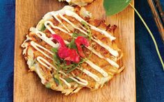 Okonomiyaki: Savory Japanese Pancakes [Vegan] | One Green Planet